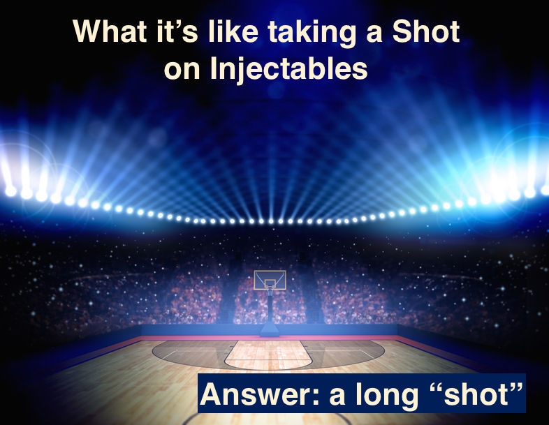 Injectable shot